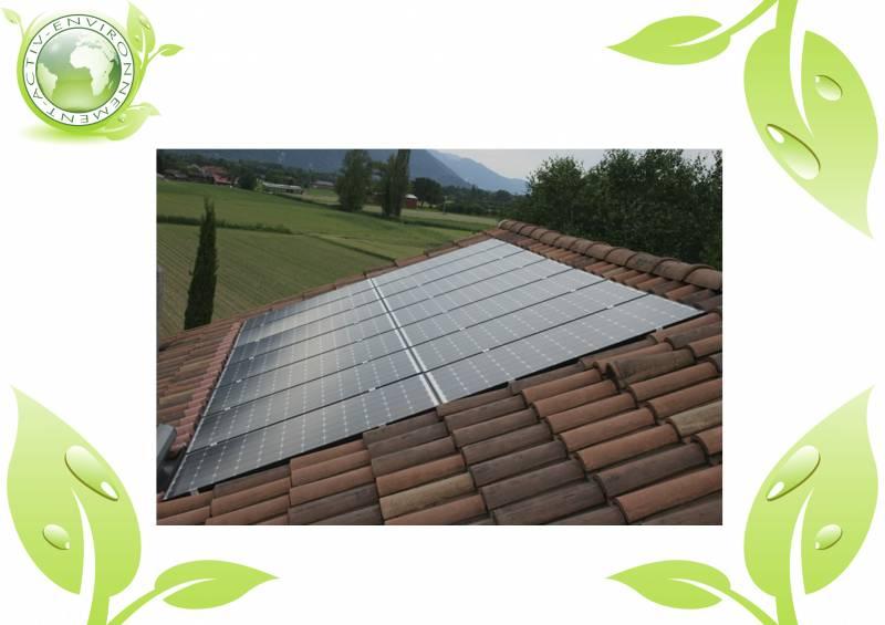 achat et pose de panneaux solaires photovolta ques salon de provence activ 39 environnement. Black Bedroom Furniture Sets. Home Design Ideas